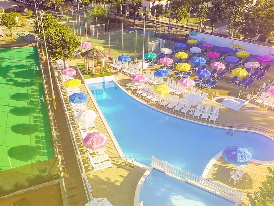 Cesenatico Hotel Angebote - Metropolitan Village