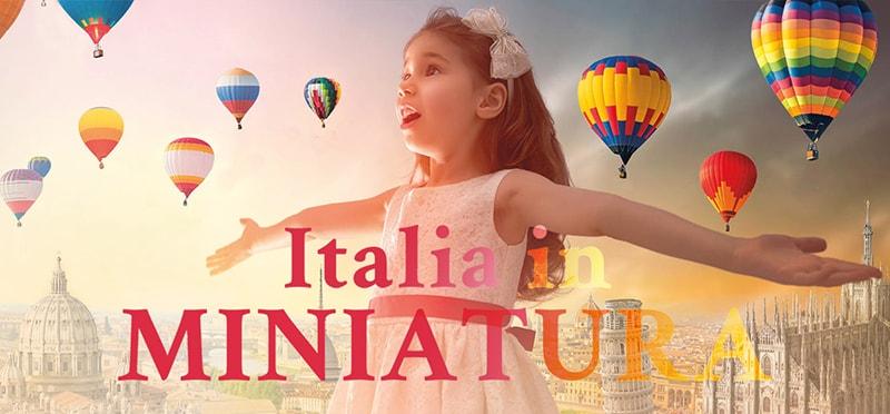 FamilienHotel Italien - Italiainminiatura
