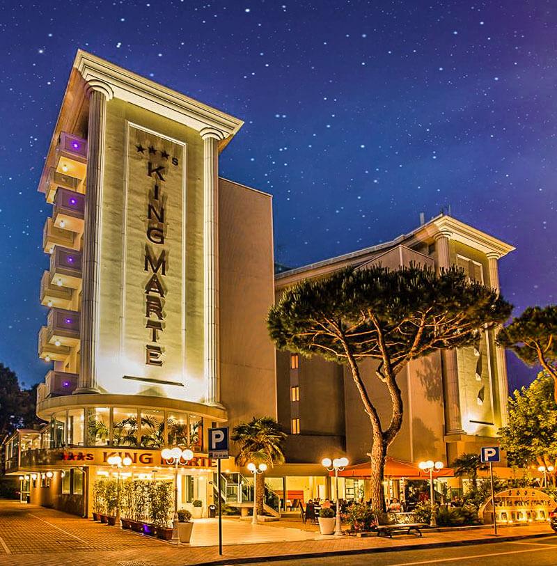 Hotel Lido di Classe - King Marte Hotel