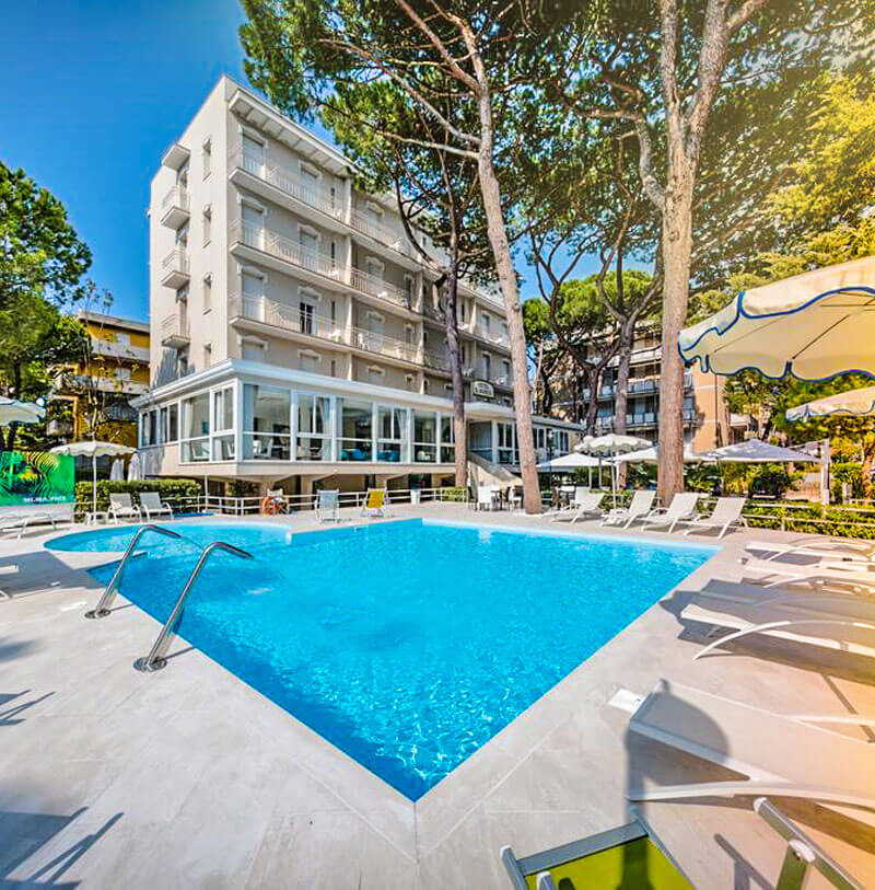 Milano Marittima Hotel -San Marco Yatch