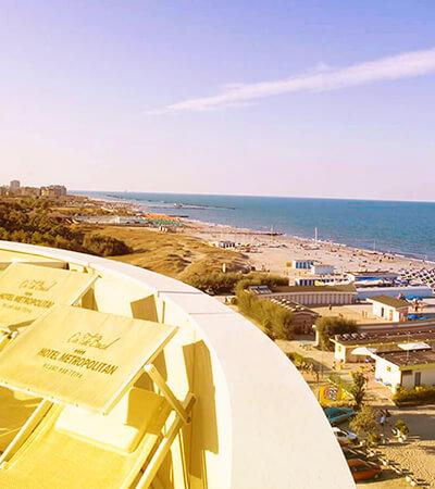 Hotel Milano Marittima - Metropolitan Beach Hotel