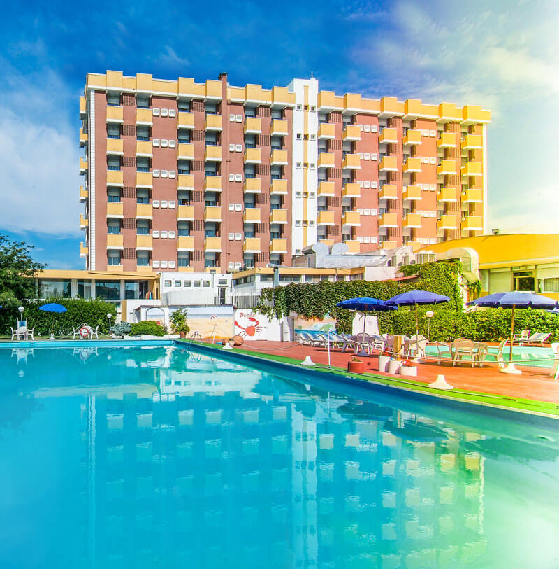 Hotel Rimini - Punta Nord
